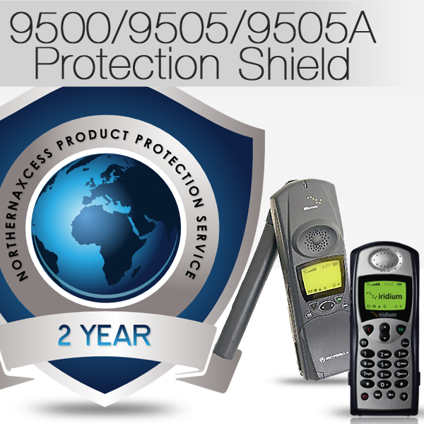 product protection shield warranty for iridium 9500 9505 9505a satellite phones