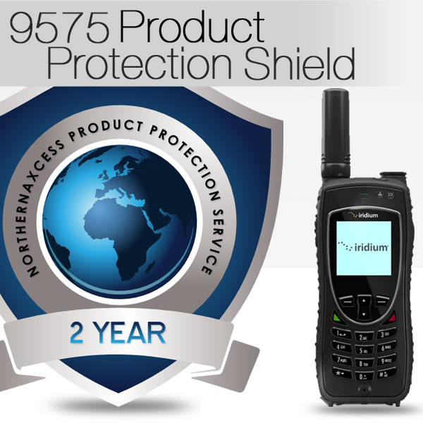 product protection shield warranty for iridium 9575 satellite phones